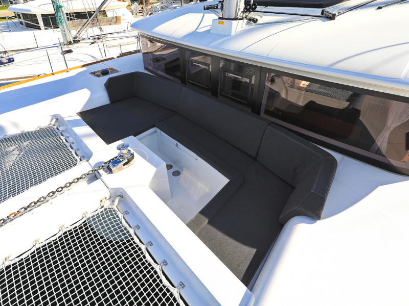 Lagoon 450 F (OLIVER AC salon + generator + watermaker + OB 20HP)  - 28