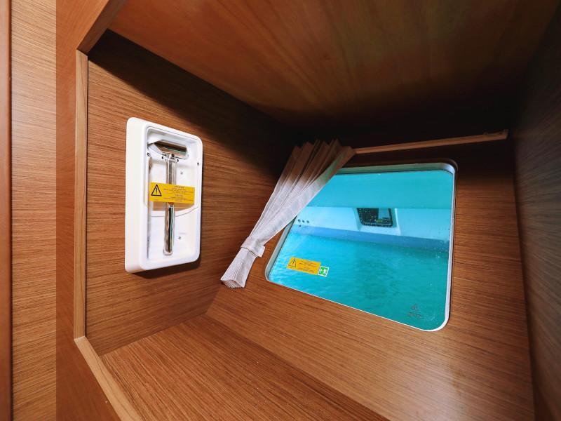 Lagoon 450 F (OLIVER AC salon + generator + watermaker + OB 20HP)  - 20