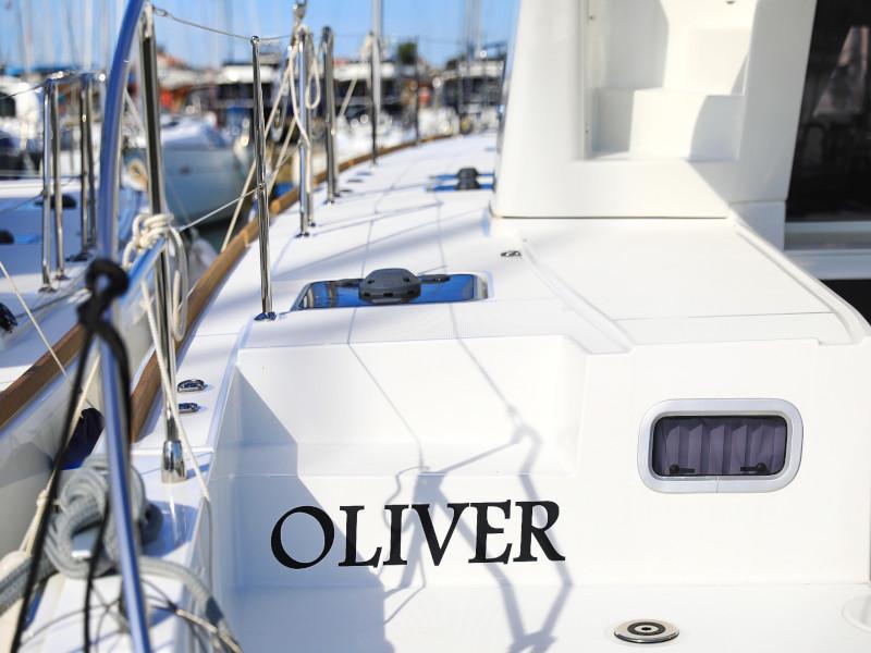 Lagoon 450 F (OLIVER AC salon + generator + watermaker + OB 20HP)  - 7