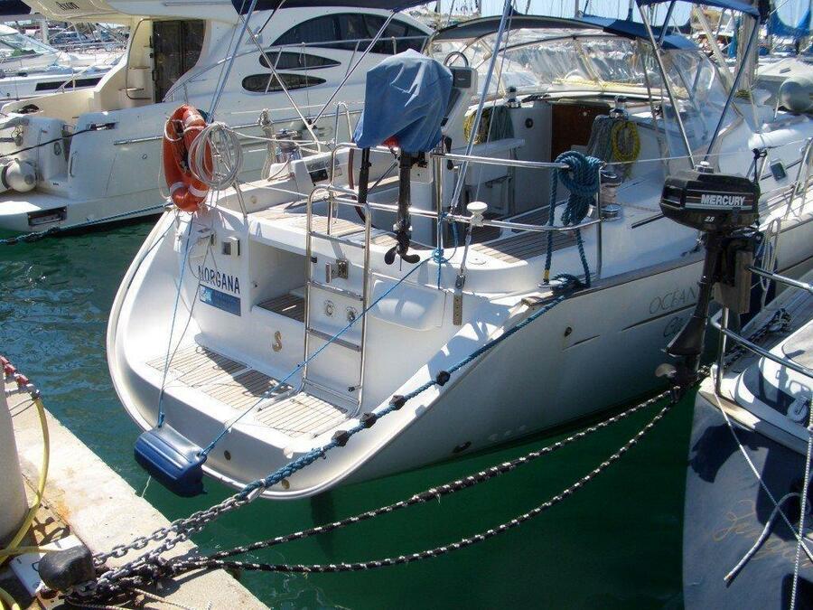 Oceanis 423 (Morgana)  - 13