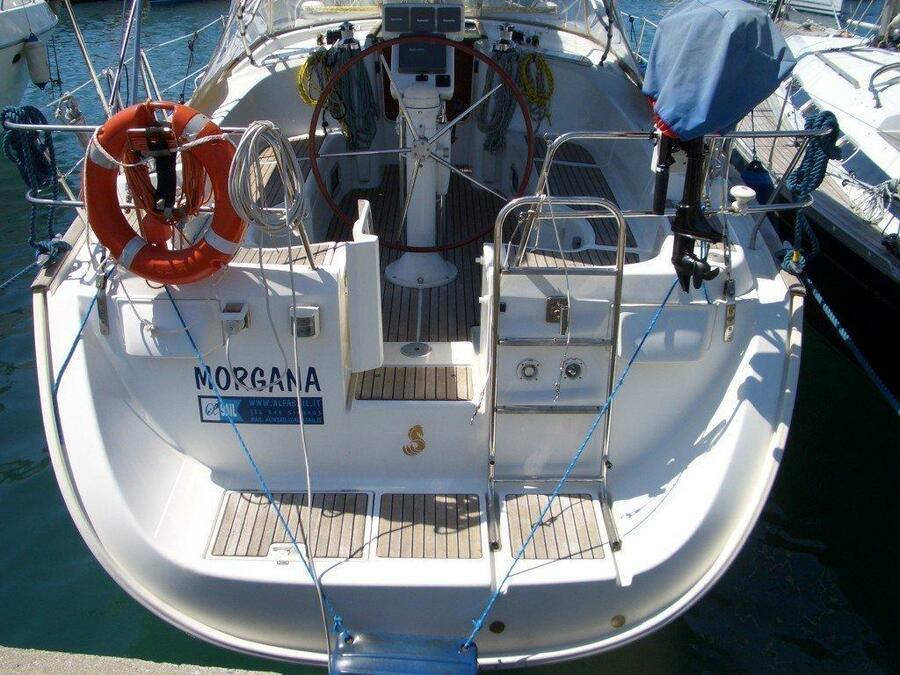 Oceanis 423 (Morgana)  - 19