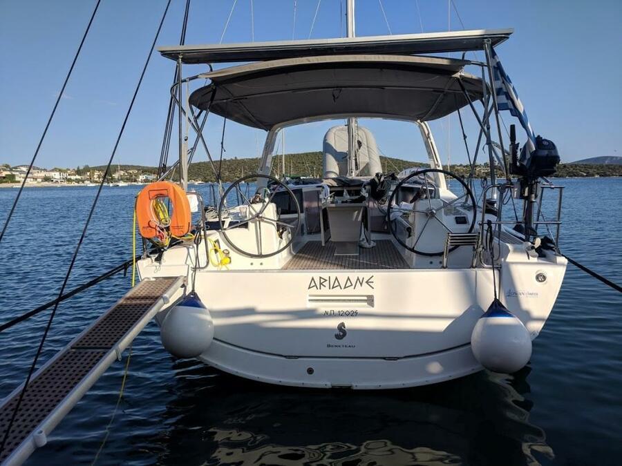 Oceanis 41.1 (Ariadne) Main image - 0