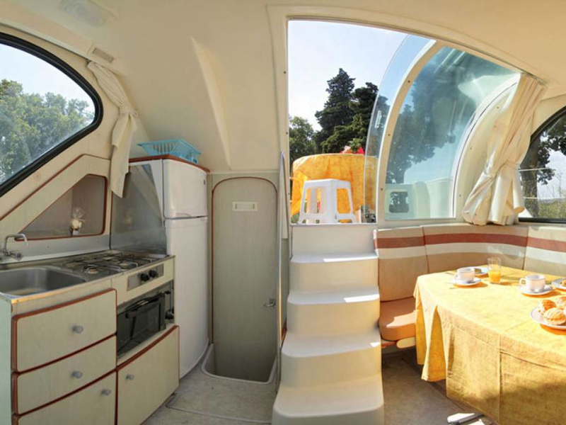 Confort 900 DP (ALLEGRO II FR) Interior image - 1