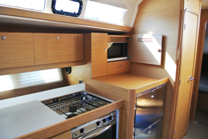 Dufour 460 Grand Large (Gea)  - 5