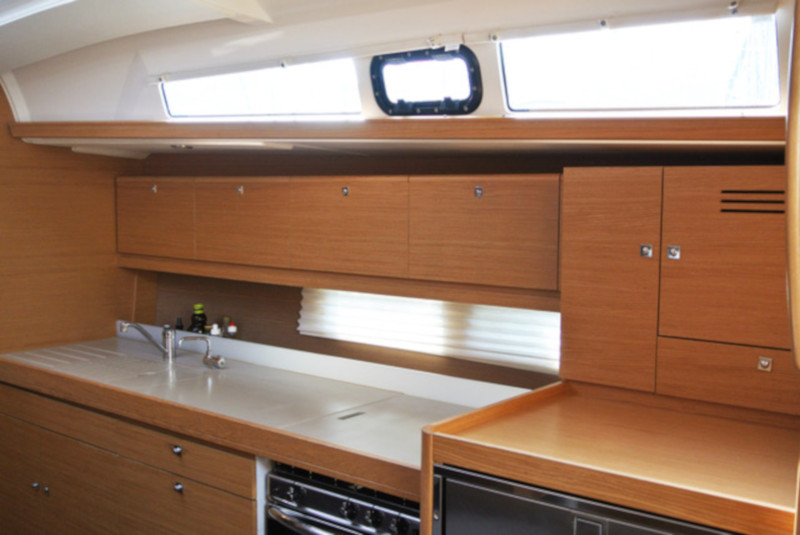 Dufour 460 Grand Large (Gea)  - 6