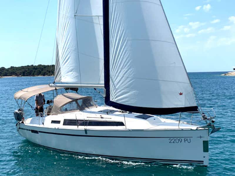 Bavaria Cruiser 33 (Chili)  - 15