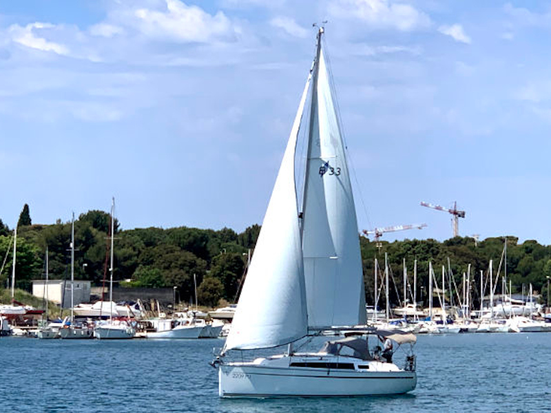 Bavaria Cruiser 33 (Chili)  - 10