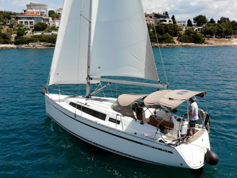 Bavaria Cruiser 33 (Chili)  - 4