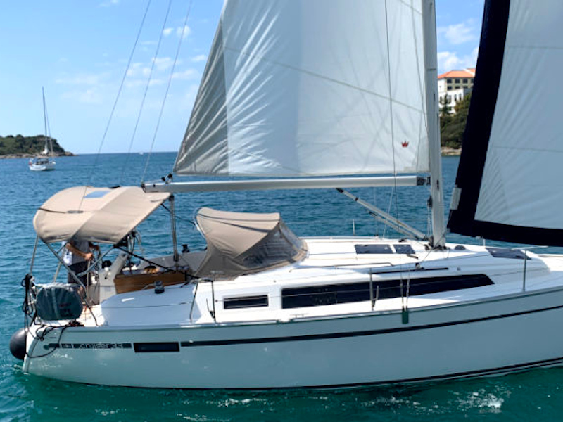 Bavaria Cruiser 33 (Chili)  - 17