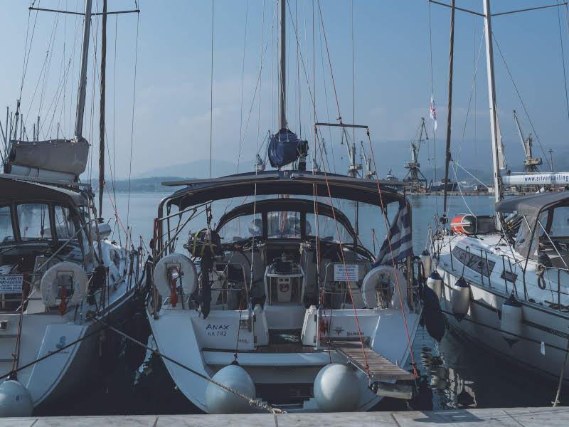 Sun Odyssey 49 (ANAX)  - 4