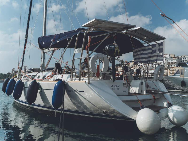 Sun Odyssey 49 (ANAX)  - 2