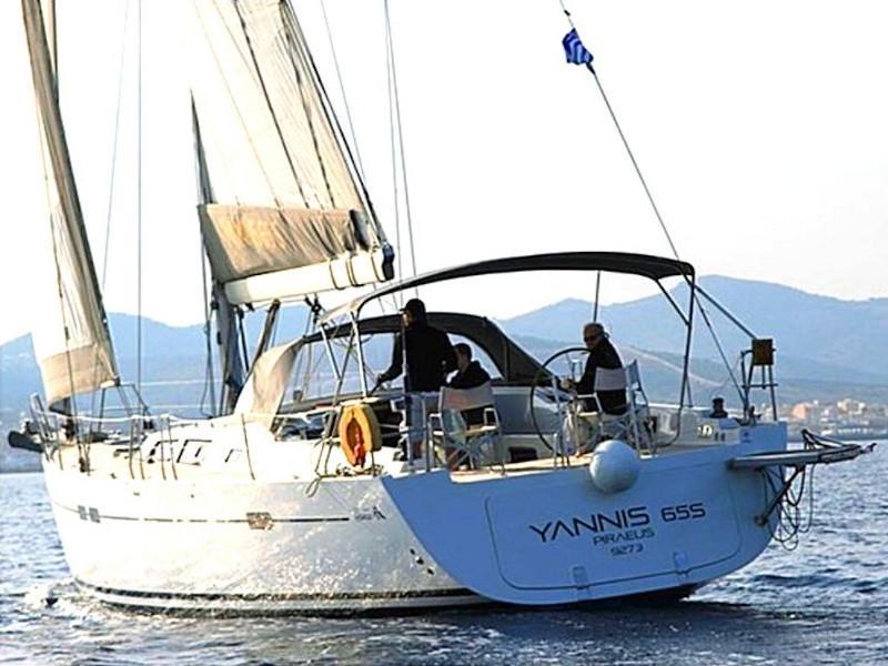 Hanse 540e (Yannis 65 s) Main image - 0