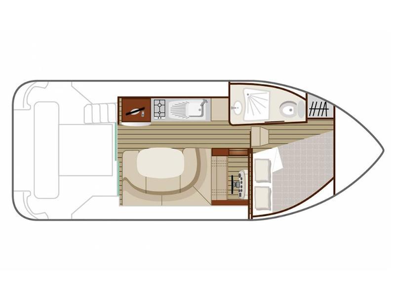 Estivale Duo (SARREBRUCK FR) Plan image - 1