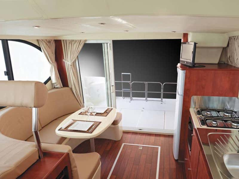 Estivale Quattro S (MONTFORT FR) Interior image - 4