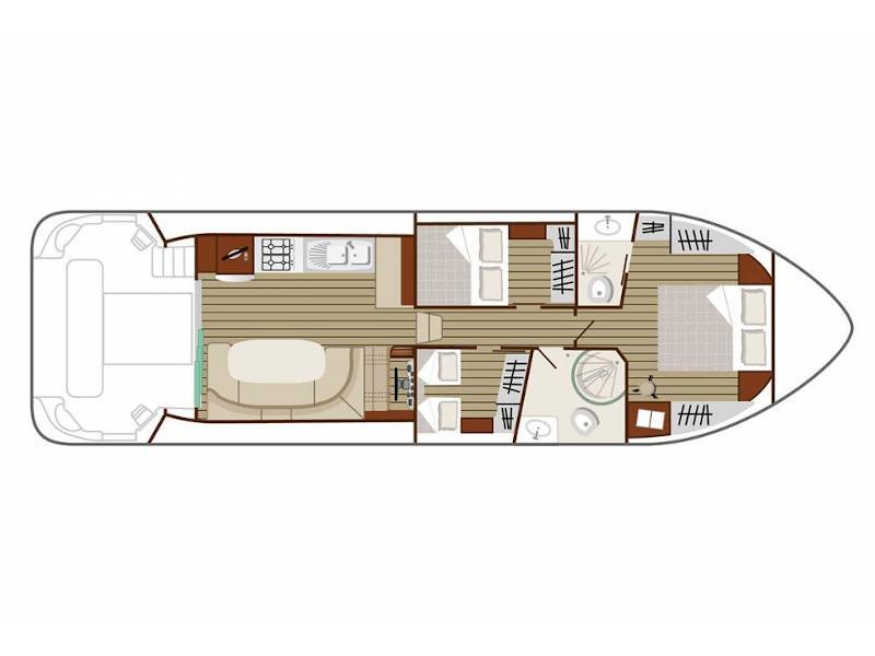Estivale Sixto (GRIOTTINES FR) Plan image - 1