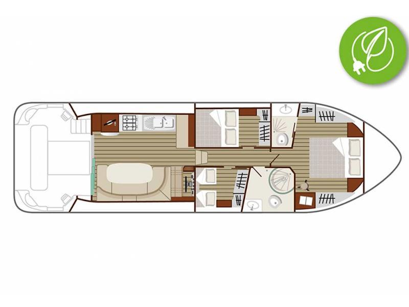 Estivale Sixto Green (SAND FR) Plan image - 11