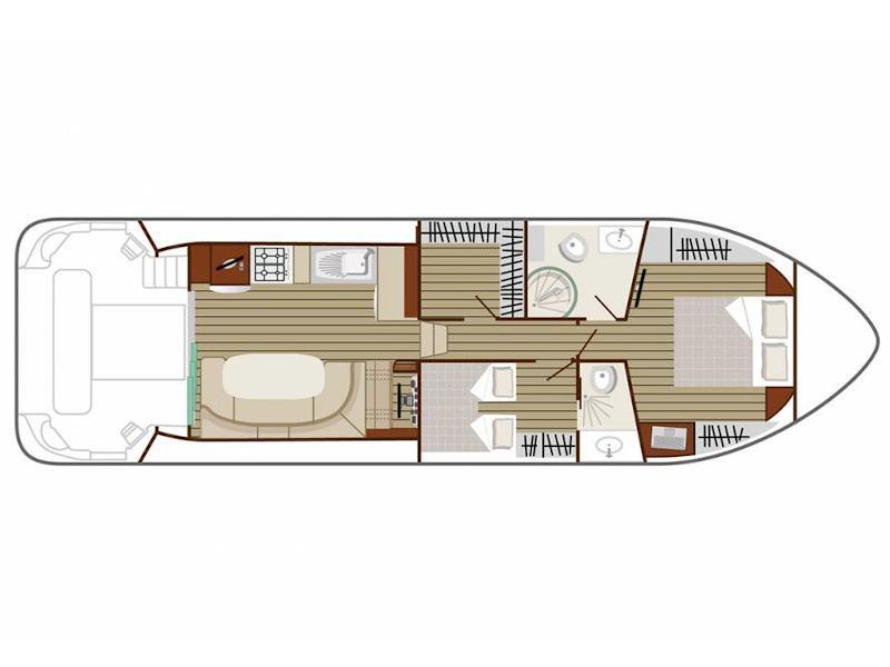 Estivale Sixto Prestige C (NIDERVILLER  FR) Plan image - 2
