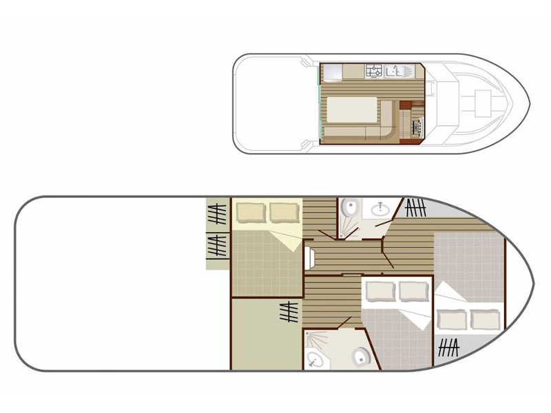 Sedan 1010 (ALANDROAL PO) Plan image - 2