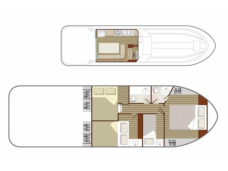Sedan 1160 N (STEINBOURG FR) Plan image - 1