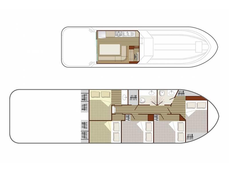 Sedan 1310 (PORT SUR SAONE FR) Plan image - 1