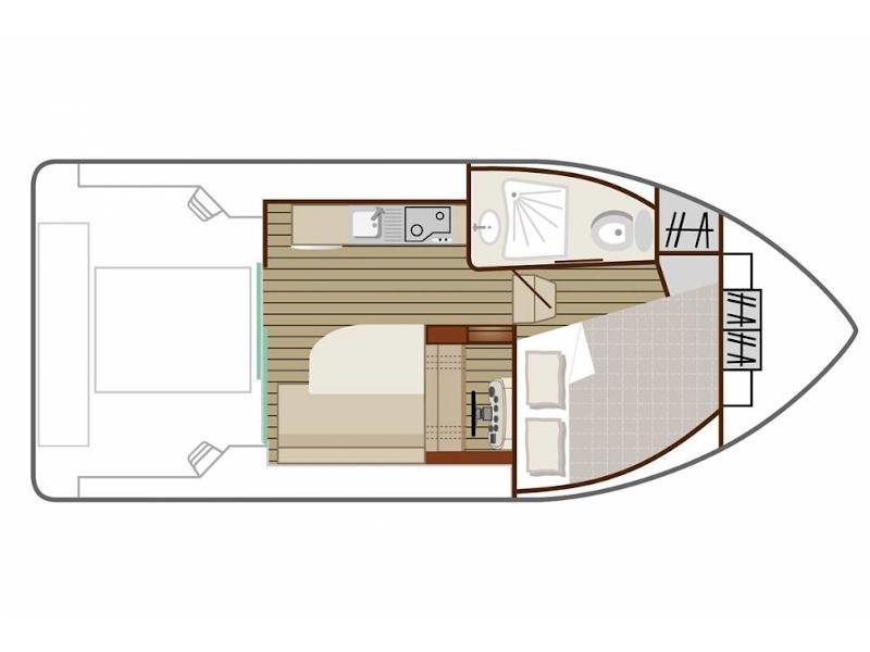 Sedan Primo (GRUISSAN FR) Plan image - 3