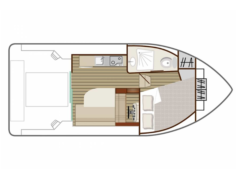 Sedan Primo (BAZEGE FR) Plan image - 4