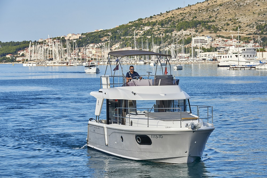 Beneteau Swift Trawler 30 (Odysseus)  - 9