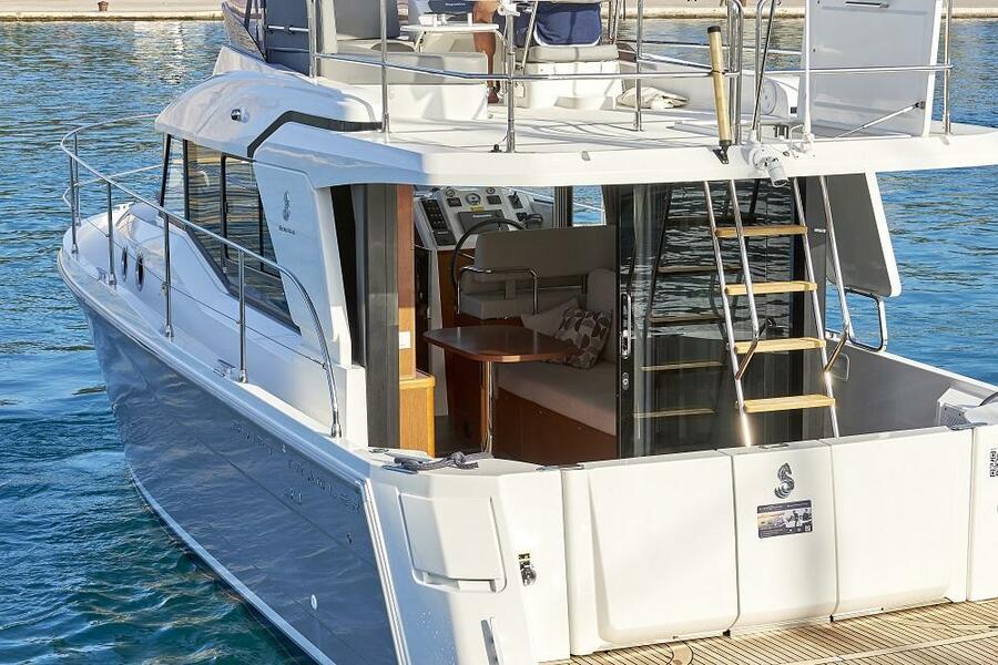 Beneteau Swift Trawler 30 (Odysseus)  - 7
