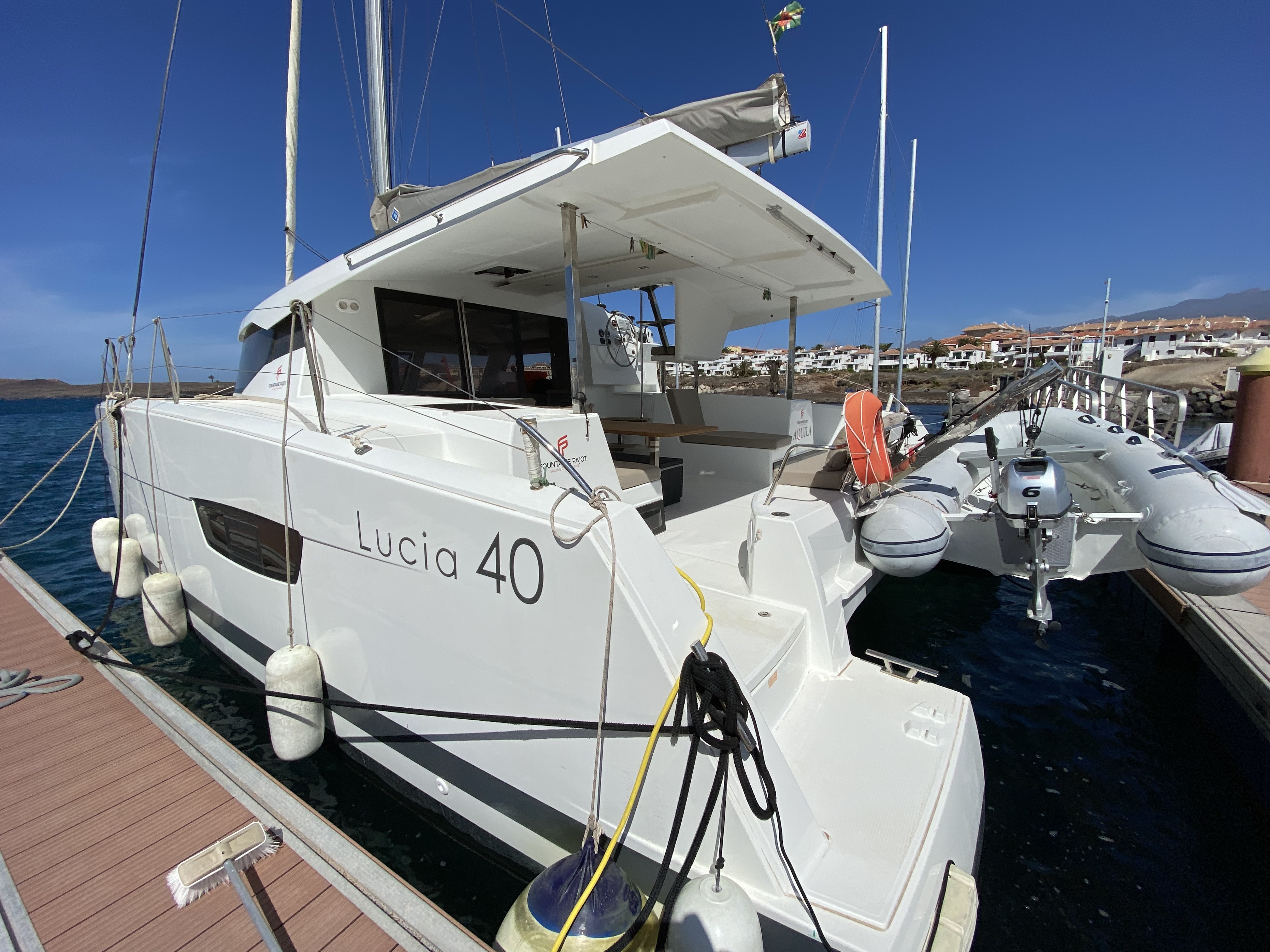 Lucia 40 (Aquila (!!!!from Monday!))  - 15