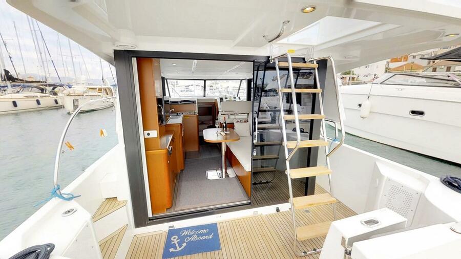 Beneteau Swift Trawler 30 (Odysseus)  - 20
