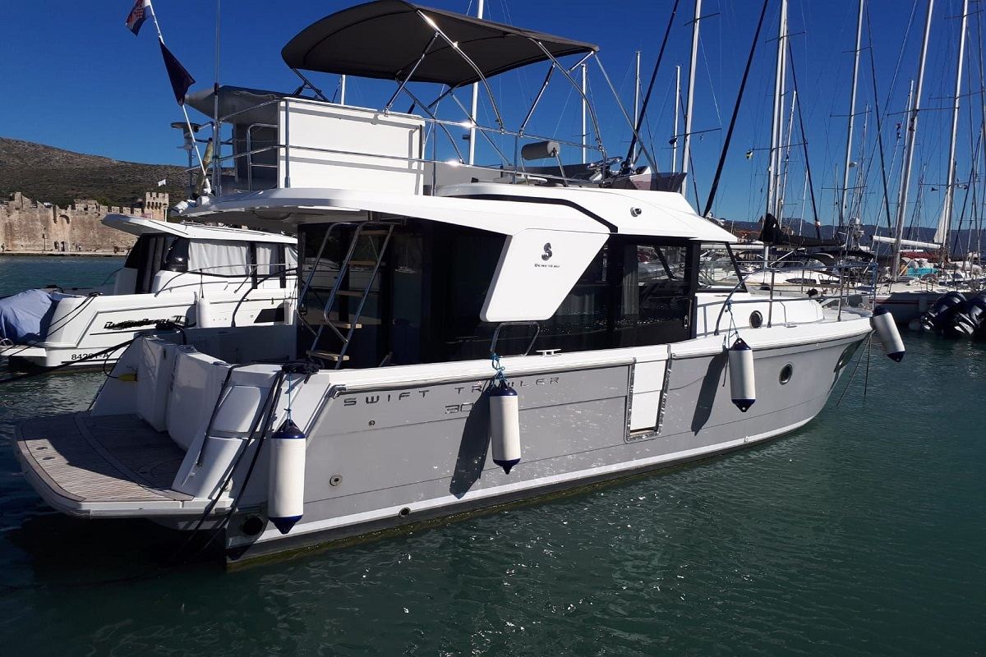 Beneteau Swift Trawler 30 (Odysseus)  - 16