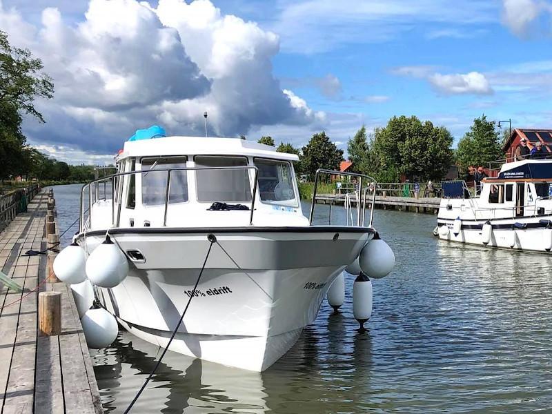 Naviga Nordica T 40 (Caspian af Vadstena)  - 5
