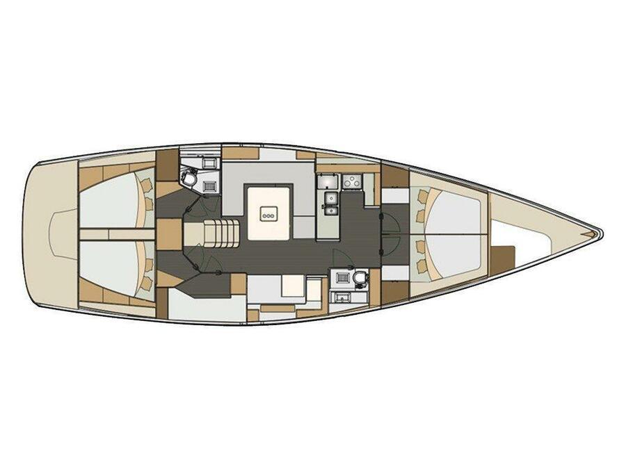 Elan  50 Impression (Abena) Plan image - 16