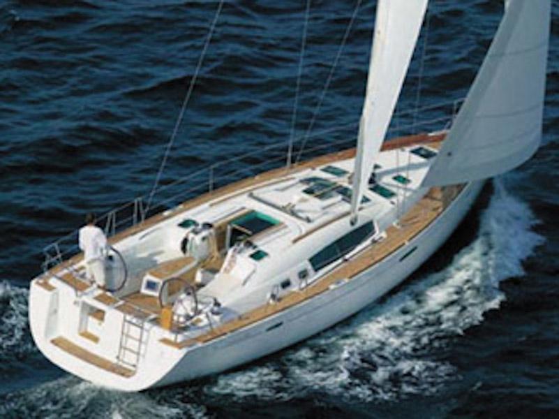 Oceanis 45 (Filomenae)  - 4
