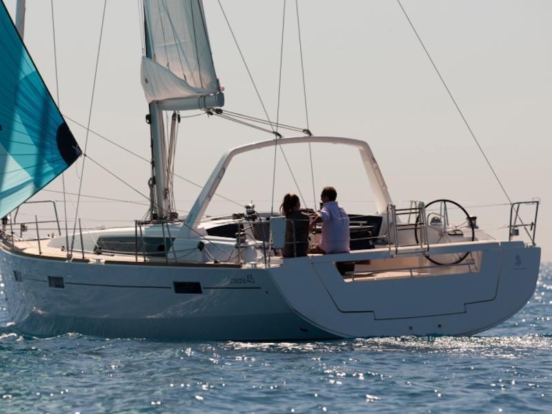 Oceanis 45 (Filomenae)  - 3