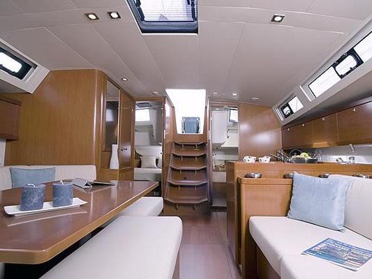 Oceanis 45 (Bella) Interior image - 1