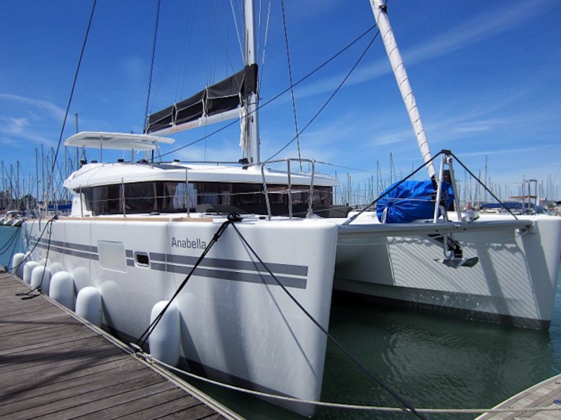Lagoon 450 S (Anabella)  - 7