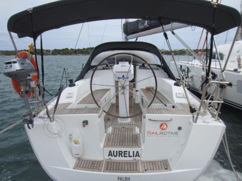 Hanse 325 (Aurelia)  - 13