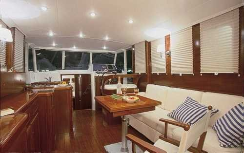 Swift Trawler 35 (Carmen II) Interior image - 1