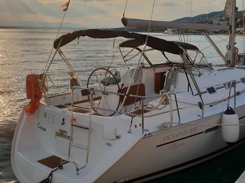 Oceanis 393 Clipper (Orion (Full Refit 2020, New Sails, Ice maker))  - 2