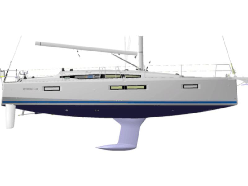 Sun Odyssey 410 (Chimera)  - 10