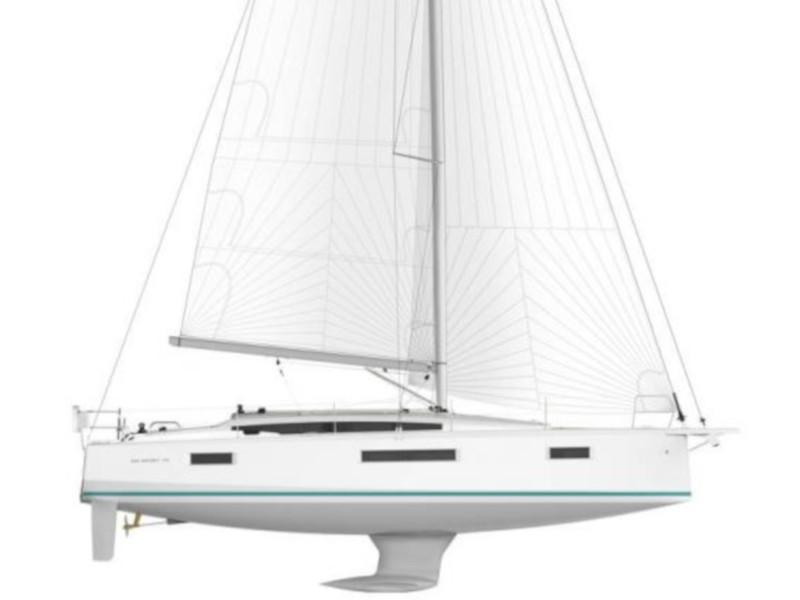 Sun Odyssey 410 (Chimera)  - 12