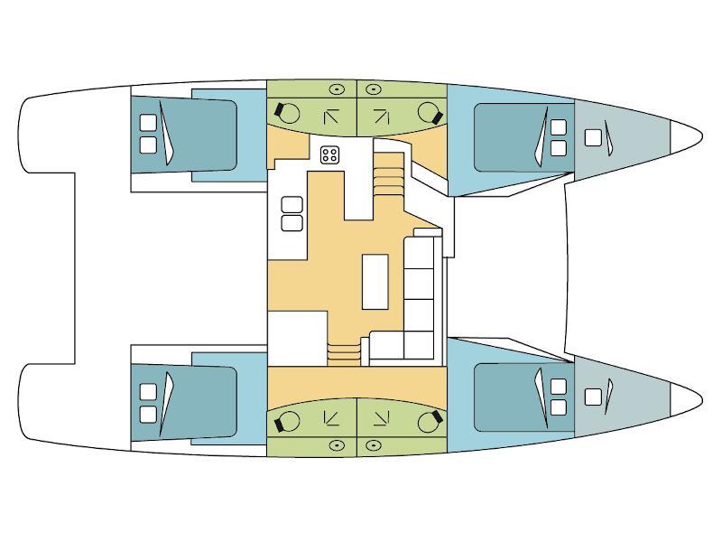 Helia 44 (Pom D'O) Plan image - 1