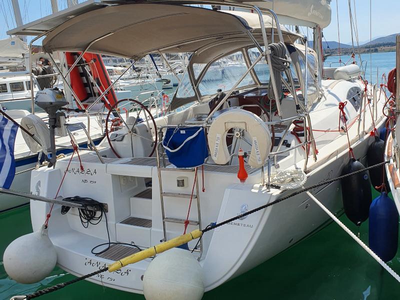 Oceanis 40 (ANASSA)  - 4