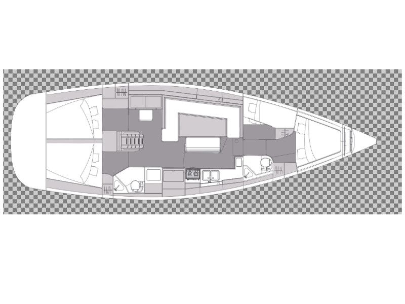 Elan Impression 45.1 (Josephine) Plan image - 7