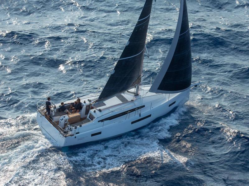 Sun Odyssey 410 (Peony)  - 3