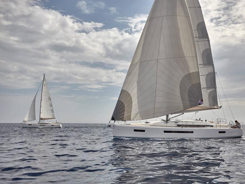Sun Odyssey 490 (Erigeron)  - 2