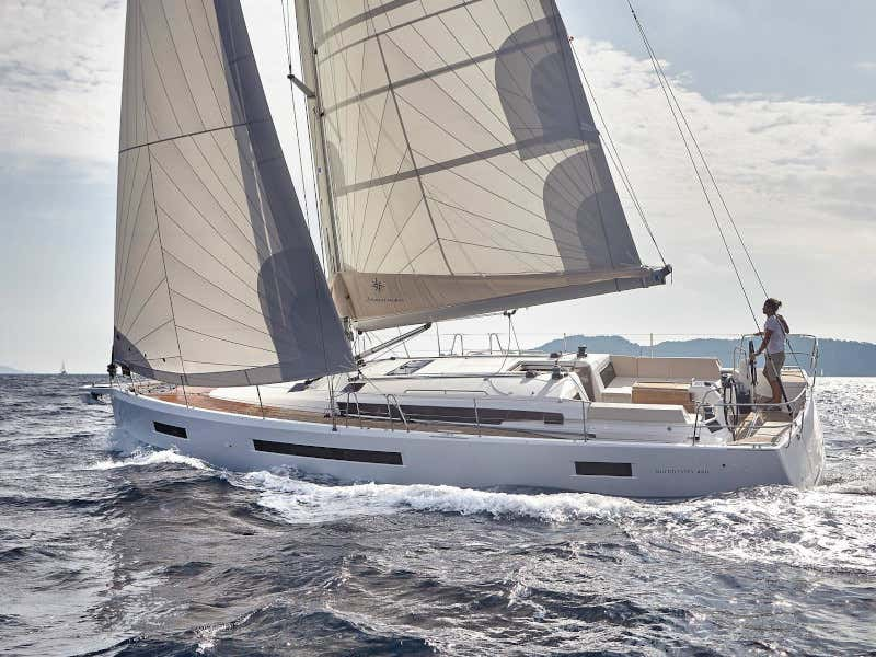 Sun Odyssey 490 (Erigeron)  - 6