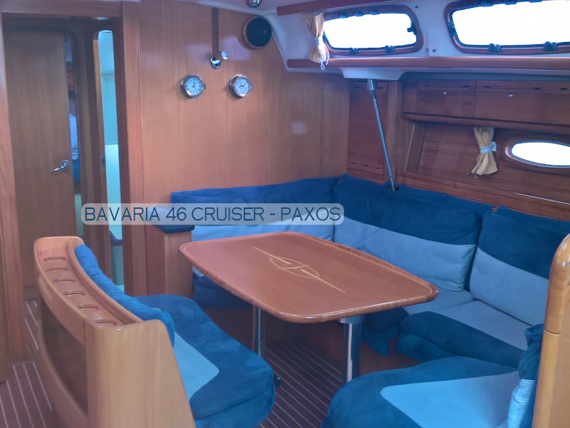 Bavaria 46 Cruiser (Paxos) Interior image - 2