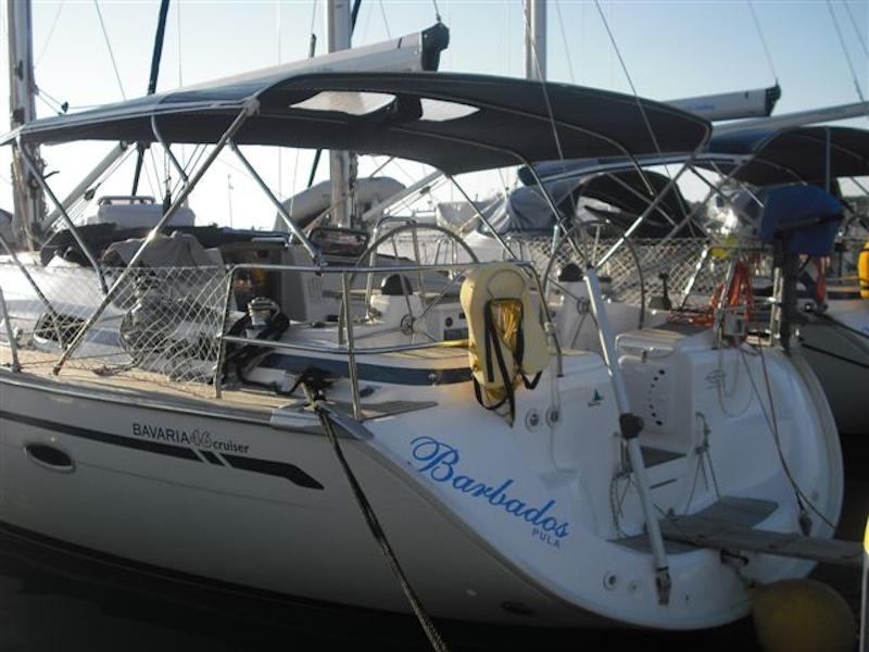 Bavaria 46 Cruiser-3 (Barbados) Main image - 0